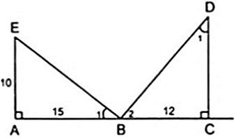 Bài tập: Các trường hợp đồng dạng của tam giác   Lý thuyết và Bài tập Toán 8 có đáp án