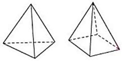 Bài tập: Hình chóp đều và hình chóp cụt đều | Lý thuyết và Bài tập Toán 8 có đáp án
