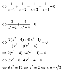 Bài tập tổng hợp chương 3 Đại số 8 | Lý thuyết và Bài tập Toán 8 có đáp án