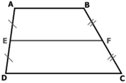 Lý thuyết: Đường trung bình của tam giác, của hình thang | Lý thuyết và Bài tập Toán 8 có đáp án