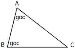 Lý thuyết: Các trường hợp đồng dạng của tam giác   Lý thuyết và Bài tập Toán 8 có đáp án