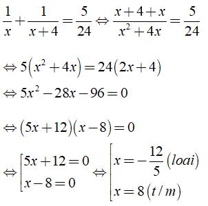 Lý thuyết: Giải bài toán bằng cách lập phương trình - Lý thuyết Toán lớp 9 đầy đủ nhất