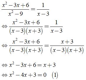 Lý thuyết: Phương trình quy về phương trình bậc hai - Lý thuyết Toán lớp 9 đầy đủ nhất